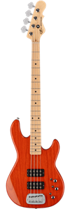 G&L TRIBUTE SERIES  L-2000 Clear Orange    4-String Electric Bass  Guitar