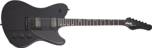 Schecter DIAMOND SERIES Ultra Satin Black  6-String Electric Guitar 2020