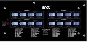 ENGL  Z-16  Sound Wizard for Invader-II