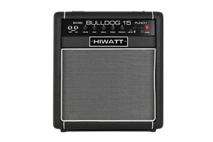 "Hiwatt Bulldog 15  1x8"" Bass Combo Amplifier"
