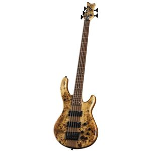Dean Edge Select-5 Burled Poplar 5-String Electric Bass Guitar