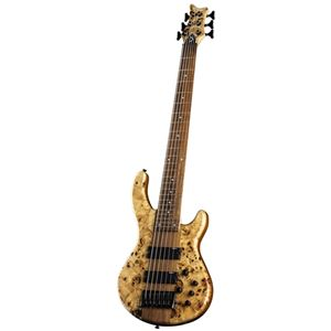 Dean Edge Select-6 Burled Poplar 6-String Electric Bass Guitar 2019