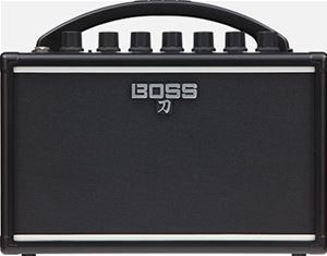 BOSS Mini Katana Mini Battery Powered  Amplifier