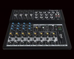 Mackie Mix12FX 12-input Compact Mixer with Effects