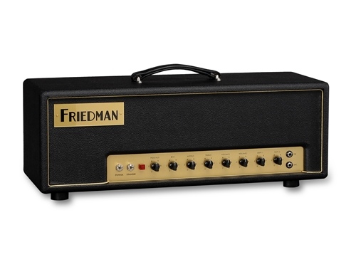 FRIEDMAN Small Box 50-Watt Handwired Guitar Head