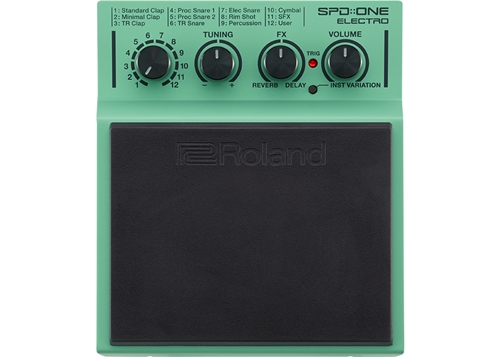 Roland SPD-1E ELECTRO PERCUSSION PAD