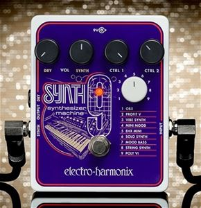 ELECTRO-HARMONIX  Synth 9 Synthesizer Machine