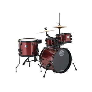 Ludwig Questlove Wine Red Sparkle The Pocket Drum Kit
