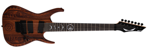 Dean USA  Rusty Cooley Signature EXOSKELETON  7-String Electric Guitar