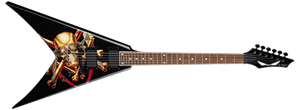 Dean Dave Mustaine Killing Is My Business 6-String Electric Guitar