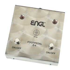ENGL Z4 FOOTSWITCH  METAL/LED