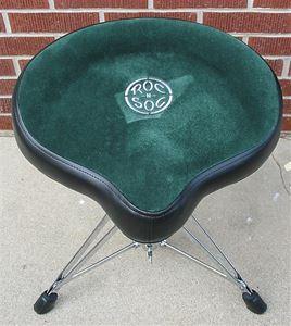 roc n soc nitro hydraulic throne original green seat. Black Bedroom Furniture Sets. Home Design Ideas