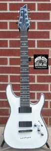 Schecter  DIAMOND SERIES HELLRAISER C-7 Gloss White 7-String Electric