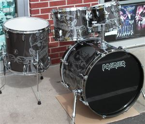 Premier Spirit Of Maiden 5-Piece Shell Drum Set