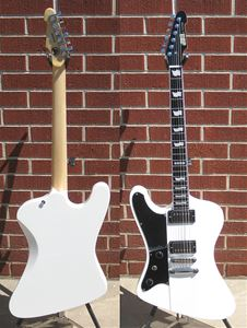 esp custom ordered standard series phoenix ii white left handed 6 string electric guitar. Black Bedroom Furniture Sets. Home Design Ideas