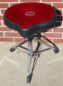 roc n soc nitro hydraulic throne original red seat. Black Bedroom Furniture Sets. Home Design Ideas