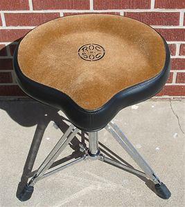 roc n soc nitro hydraulic throne original tan seat. Black Bedroom Furniture Sets. Home Design Ideas