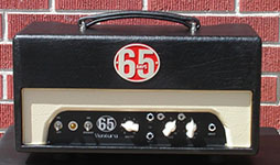 65 AMPS  Red Line Ventura Head