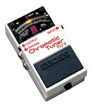 BOSS TU-3 Chromatic Tuner/Power Supply