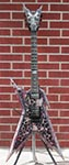 Dean  Dimebag Razorback Skullz w/case 2013  Left Handed  6-String Electric Guitar