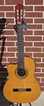 Dean Espana Solid Top Classical Left Handed 6-String Acoustic Electric Guitar