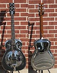 Dean Resonator Chrome   6-String Acoustic Resonator