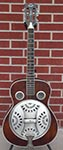 Dean Resonator Spider Antique Distressed Oil  6-String Resonator