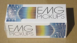 EMG 81-TW Twin Mode OLD MODEL 6-String Guitar Pickup