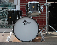 Gretsch New Classic Bop Black Sparkle lacquer Drum Kit