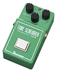 Ibanez TS-808  Tube Screamer Overdrive Pro Guitar Effects Pedal