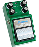 Ibanez TS-9DX  TurboTube Screamer Guitar Effects Pedal