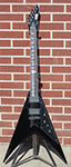 LTD  V-300 Black     6-String Electric Guitar