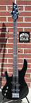 LTD B-50 Black  Left Handed 4-String Electric Bass Guitar