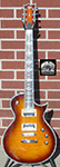 LTD DELUXE SERIES EC-1000FM   Amber Sunburst w/Duncans   6-String Electric Guitar