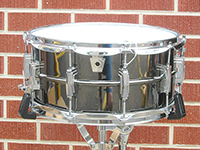 "Ludwig USA Black Beauty 6.5"" x 14"" snare - Model LB417"