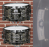 "Ludwig Joey Kramer Black Magic 6.5"" x 14"" snare - Model LW6514JK"