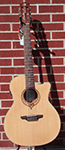 Luna  Heartsong Nylon String  w/USB  6-String Classical Electric