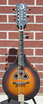 Luna Trinity A-Style Mandolin w/Celtic Inlay