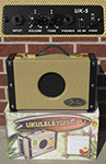 Luna  Portable Ukulele 5-Watt Suitcase  Amplifier