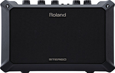 ROLAND MOBILE  AC Black Portable Acoustic Chorus Guitar Amplifier