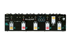 Rivera  RM-1 4 fx loop switcher with midi out and endless pedal configurations
