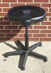 Roc N Soc Lunar Hydraulic throne - Original Black seat