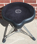 Roc N Soc Nitro Hydraulic throne - Original Black seat