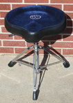 Roc N Soc Nitro Hydraulic throne - Original Blue seat