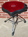 Roc N Soc Nitro Hydraulic throne - Original Red seat
