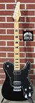 Schecter  DIAMOND SERIES PT Fastback  Black/ Maple Neck 6-String Electric Guitar