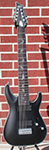 Schecter DIAMOND SERIES  Damien Platinum 8    Satin Black  2013 8-String Electric Guitar