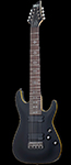 Schecter DIAMOND SERIES DEMON-8  Satin Black   8-String Electric Guitar