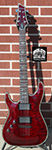 Schecter  DIAMOND SERIES HELLRAISER C-1 Black Cherry Left Handed  6-String Electric Guitar