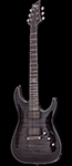 Schecter DIAMOND SERIES Hellraiser Hybrid C-1 Trans Black Burst  6-String Electric Guitar
